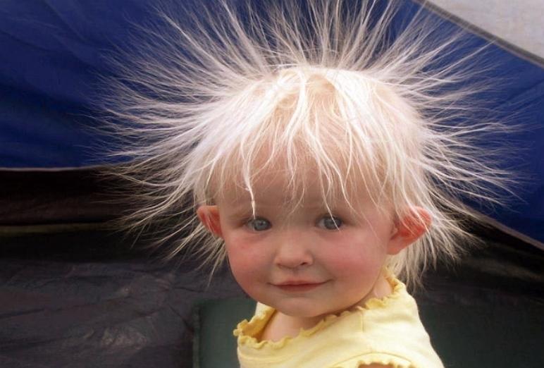 Des choses intéressants sur l'électricité statique