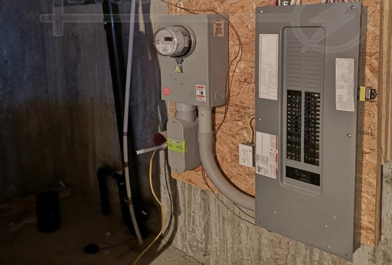 Coût de remplacement d'un panneau électrique