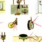 Les risques de choc électrique à la maison
