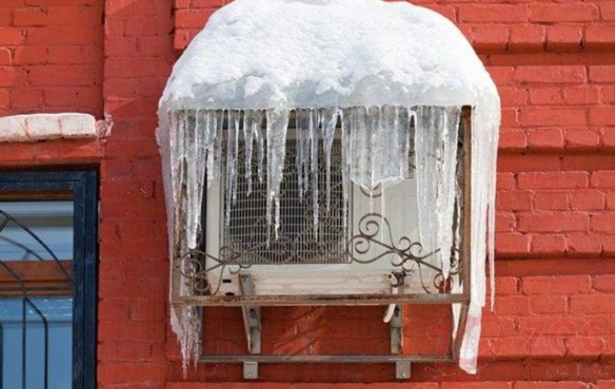 chauffage en hiver